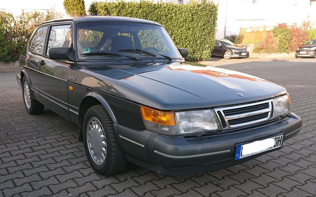 Damals so teuer wie eine S Klasse, der Saab 900!