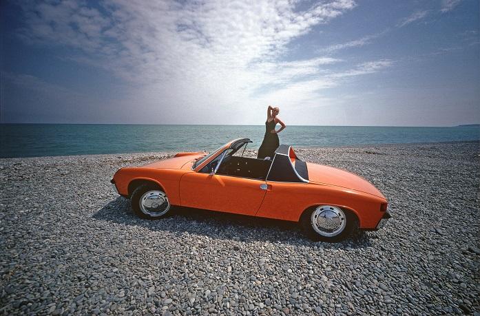 """""""Der Volksporsche"""", Porsche / Volkswagen 914 (1969-1976)"""