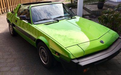 Fiat (Bertone) X1/9 (c) Stefan Ahlers