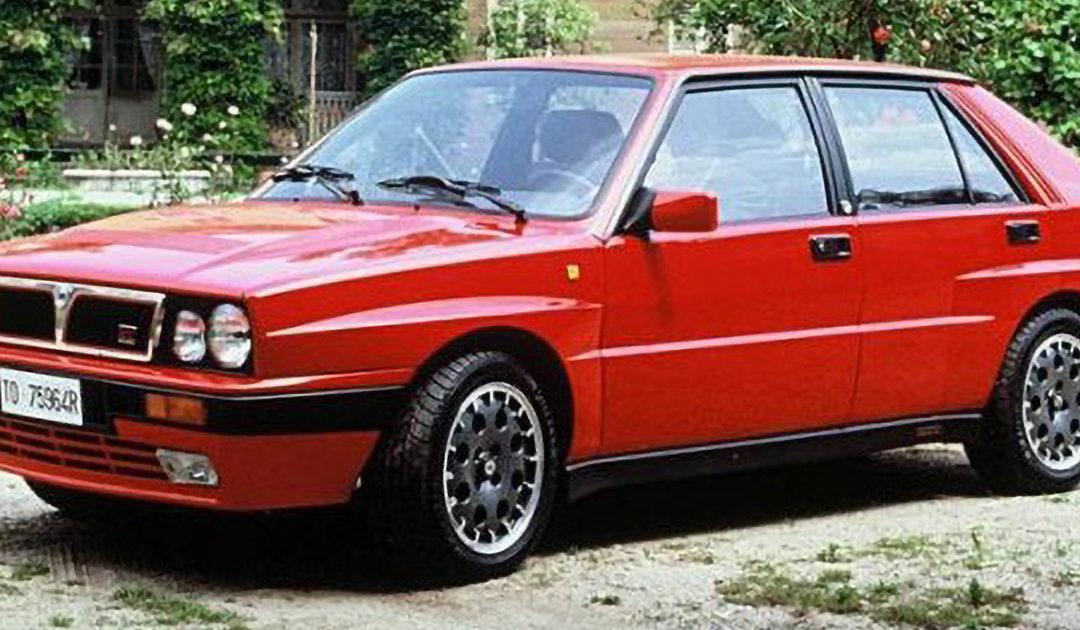 Der Lancia Delta – GTI-Schreck und Motorsport-Ikone